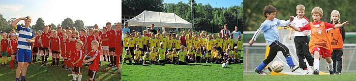 Fußballferien Union Lüdinghausen 2016