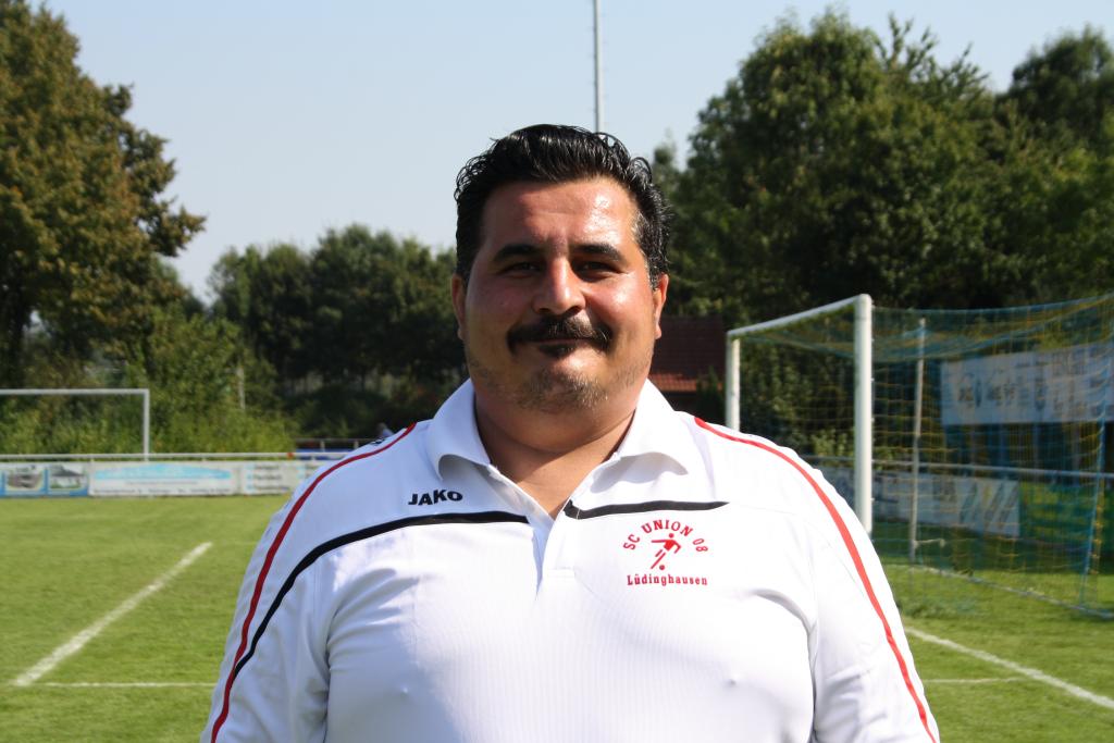 Safi Yildiz - Trainer Union 08 Lüdinghausen - B 2 Junioren
